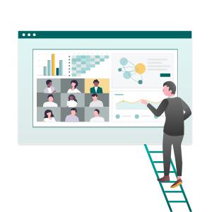 Web会議を見える化する